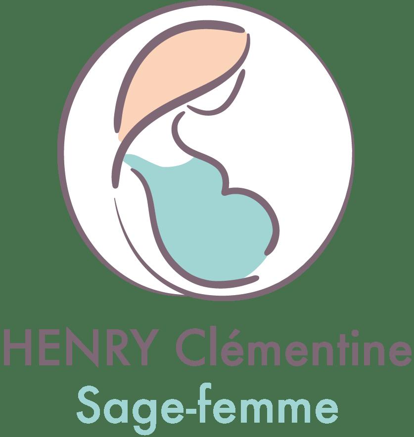 Logo Henry Clémentine - sage-femme à Huy